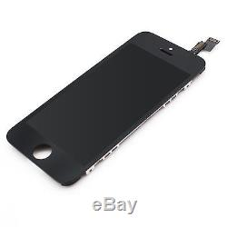 10 X LCD Touch Screen Display Digitizer Assembly Replacement for iPhone 5C Black