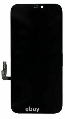 100% Genuine Iphone 12 Pro Original LCD Display Screen Replacement Black Uk