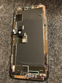 100% Original OEM 6/10 Original Apple iPhone X OLED Screen Replacement Black LCD