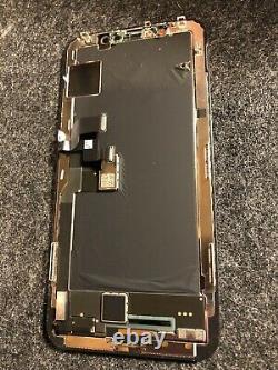100% Original OEM 9/10 Original Apple iPhone X OLED LCD Screen Replacement Black