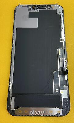 100% Original OEM Apple iPhone 12 LCD Screen Digitizer Replacement Fair Cond