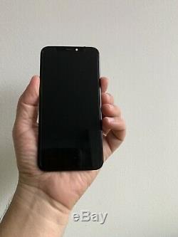 100% Original OEM Original Apple iPhone X LCD Screen Replacement Black