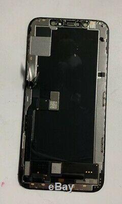 100% Original OEM Original Apple iPhone XS LCD Screen Replacement Black