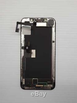 100% USED OEM Apple iPhone X 10 OLED LCD Screen Digitizer Assembly Replacement