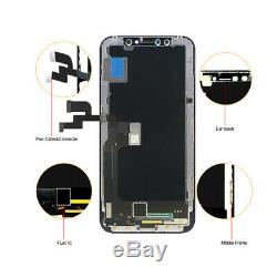 AAA+ For iPhone X XR Xs Max 11 XS LCD Display Touch Screen Digitizer Replacement