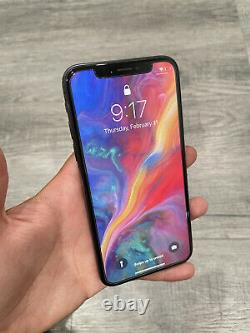 Apple Black iPhone X OLED Screen Replacement B FAST SHIP Genuine OEM 4