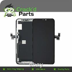 Apple iPhone 11 Series Pro Max LCD Touch Screen Replacement Digitizer with Frame