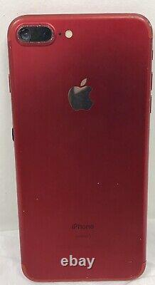 Apple iPhone 7 Plus 128 GB AT&T MPR02LL/A LCD Damage Replaced Screen For Parts