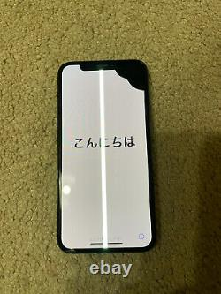 Apple iPhone X 64GB Space Gray (AT&T) REPLACE SCREEN, SCREEN BROKEN