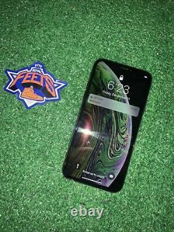 Apple iPhone XS 256GB Space Gray (Unlocked) Used. Replacement Screen