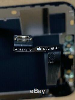 Apple iPhone XS Max OLED Screen Digitizer Original BLACK Genuine OEM Replacement