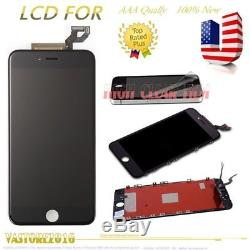 Black For iPhone 6s Plus 5.5 LCD Digitizer Touch Screen Replacement Assembly