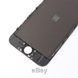 Black LCD Display+Touch Screen Digitizer Assembly Replacement for iPhone 6 Lot