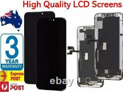 DISPLAY LCD For iPHONE X XS XR XS MAX 11 Pro TOUCH SCREEN DIGITIZER REPLACEMENT