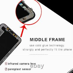 Digitizer LCD Touch ID Replacement Screen For iPhone X XR XS 11 PRO Max