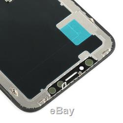 Display LCD Screen Touch Screen Digitizer Frame Replacement For iPhone X/XS