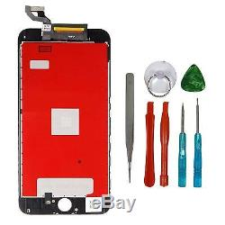 For 5.5 iPhone 6S Plus LCD Screen Replacement Display Black +FREE TOOLS