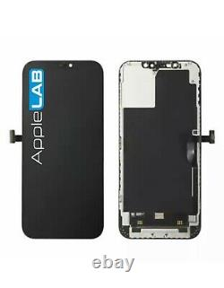 For APPLE IPHONE 12 / 12 PRO LCD DISPLAY SCREEN REPLACEMENT BLACK