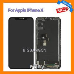 For Apple iPhone X 10 LCD Touch Screen Digitizer Assembly Replacement Parts