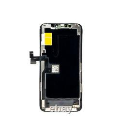 For Iphone 11 Pro Soft OLED Display LCD Touch Screen Digitizer Replacement