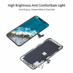 For iPhone 11 Pro LCD/OLED Display Touch Screen Digitizer Replacement with Tools