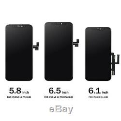 For iPhone 11 Pro Max 11 LCD Display Touch Screen Digitizer Assembly Replace Lot