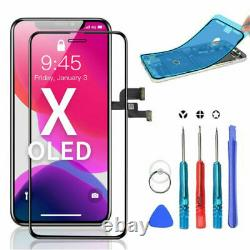 For iPhone 11 X XR XS XS Max OLED Screen Replacement Display LCD Touch Digitizer
