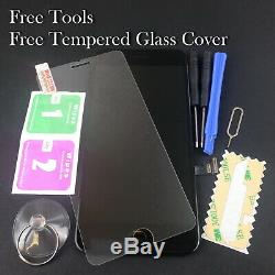 For iPhone 6s Plus Screen Replacement Black LCD Touch Screen Lens Digitizer OEM