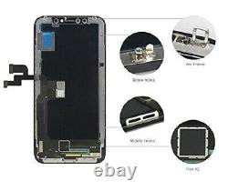 For iPhone X 10 Front OEM OLED Display Touch Screen Glass Digitizer Replacement