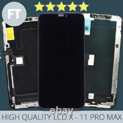 For iPhone X XR XS MAX 11 PRO MAX LCD Screen Replacement OEM IC True Tone 3D