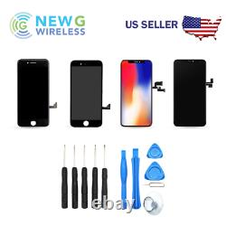 For iPhone X XR XS Max 11 PRO Touch Screen Replacement LCD OLED TFT INCell Tools