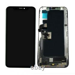 For iPhone X XR XS Max LCD Display Touch Screen Digitizer Replacement +Frame @ST