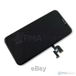 For iPhone X XS XR LCD OLED Front Glass Touch Screen Digitizer Replacement New