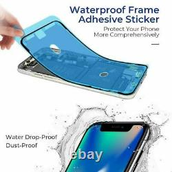 For iPhone XR XS Max 11 Pro replacement screen digitizer OEM Hard Soft OLED LCD