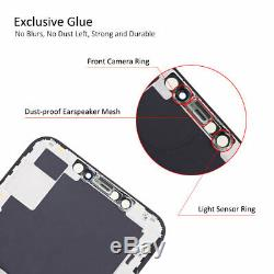 For iPhone XS MAX OLED LCD Display Touch Screen Digitizer Assembly Replacement