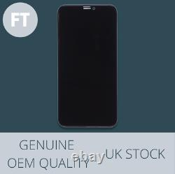 For iPhone XS MAX OLED LCD Screen Replacement Digiteizer Genuine Quality OEM IC