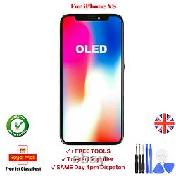 For iPhone XS OLED Display OEM Screen Replacement LCD Touch Digitizer Assembly