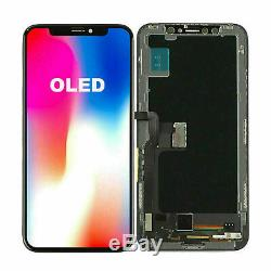 For iPhone XS OLED LCD Screen Display Replacement Touch Digitizer Assembly USA