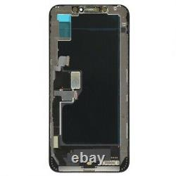 For iPhone Xs Max LCD Display Touch Screen Digitizer Assembly Replacement Black