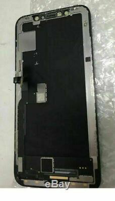 Genuine Apple Iphone X(10) LCD Display Screen Replacement Grade B Original Black