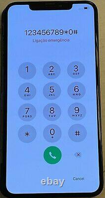 Genuine Apple iPhone XS MAX OLED Screen replacement refurbished Grade B B195