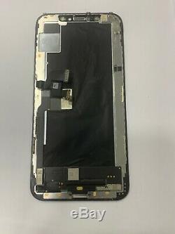 Genuine IPhone XS % Original BLACK Lcd Screen Original Replacement