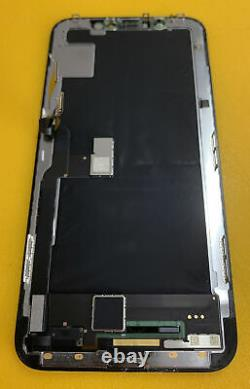 Genuine OEM Original Apple Black iPhone X LCD OLED Screen Replacement Excellent