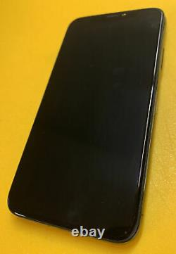 Genuine OEM Original Apple Black iPhone X LCD OLED Screen Replacement Good Cond