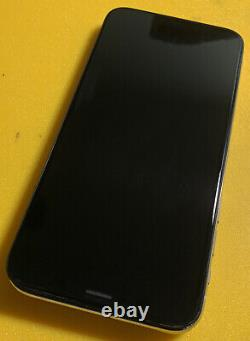 Genuine OEM Original Apple Black iPhone X LCD OLED Screen Replacement Very Good