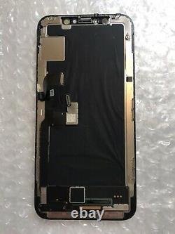Genuine OEM Original Apple Black iPhone X OLED Screen Replacement Good Condi#106