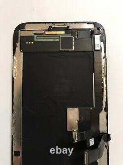 Genuine OEM Original Apple Black iPhone X OLED Screen Replacement Good Condi#172