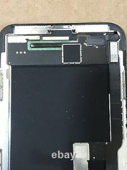 Genuine OEM Original Apple Black iPhone X OLED Screen Replacement Good Condit#34