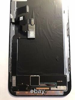 Genuine OEM Original Apple Black iPhone X OLED Screen Replacement Good Condit#40