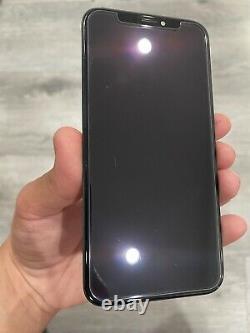 Genuine OEM Original Apple Black iPhone XS 5.7 OLED Screen Replacement B 4